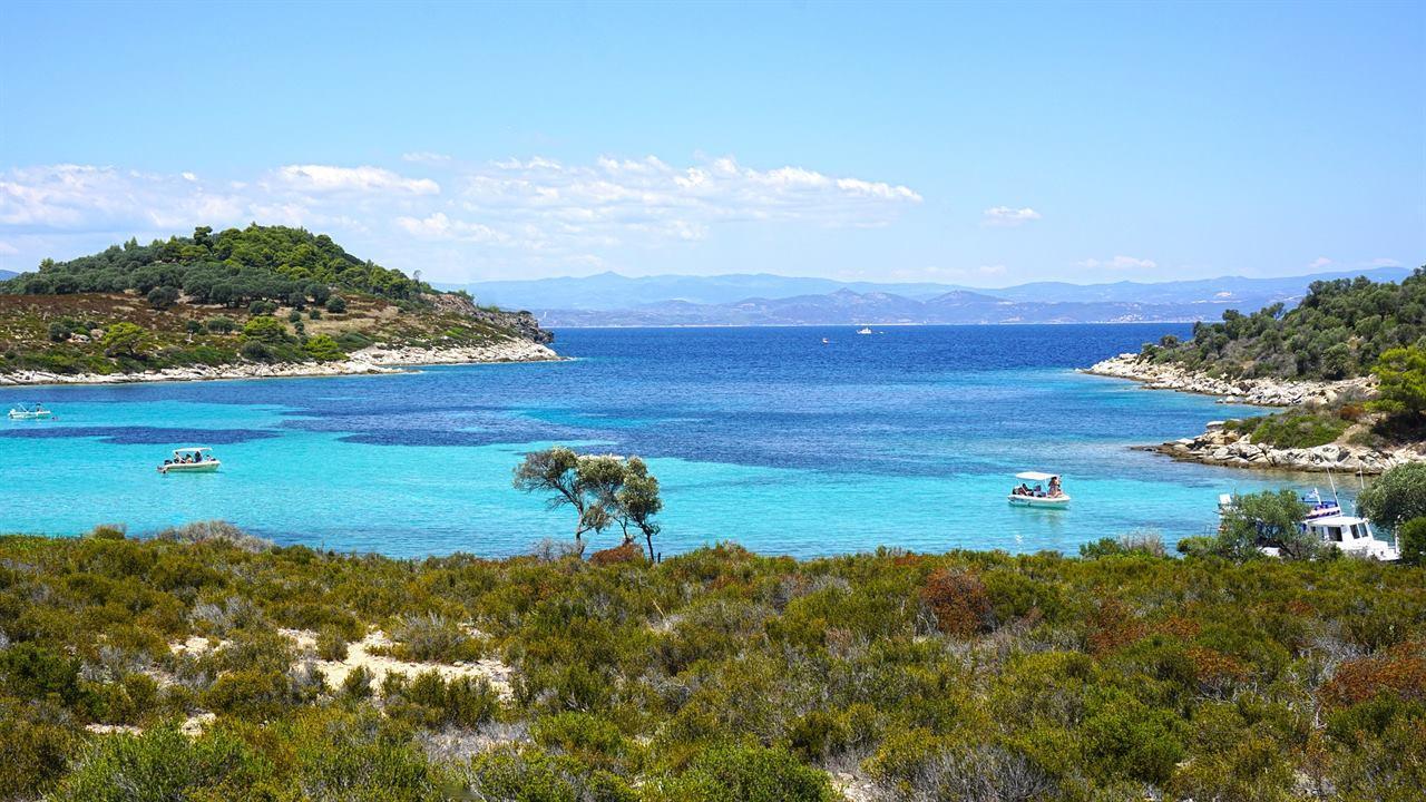 Курорт Греция Халкидики