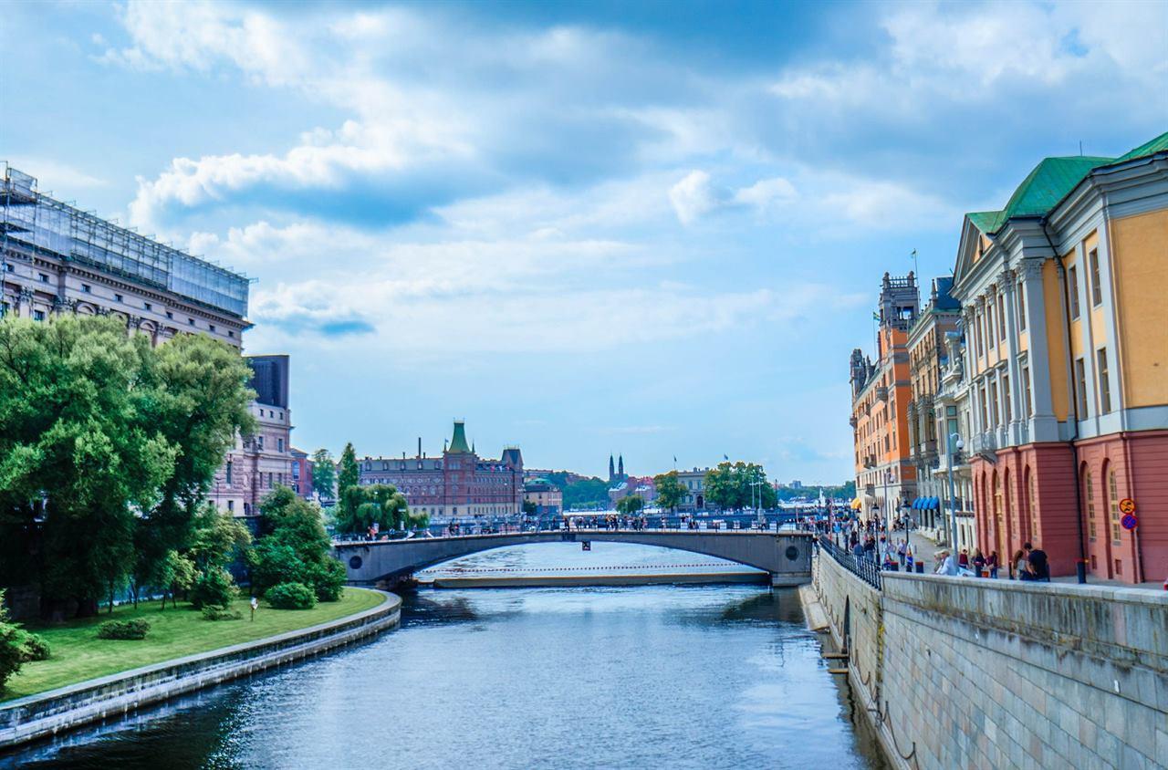 Стокгольм мост