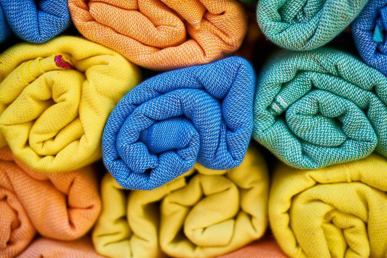 Тунис текстиль ткани