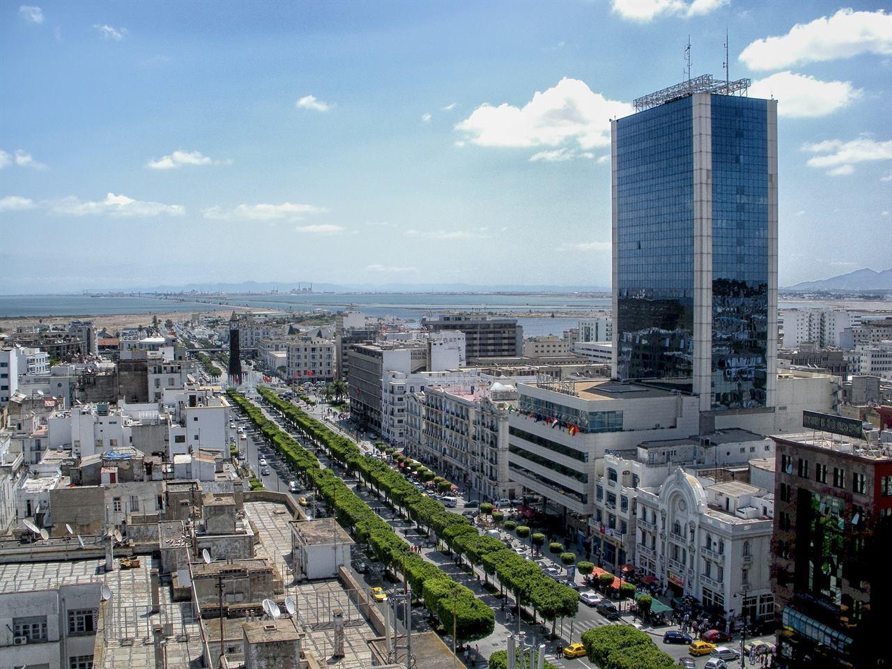 Северная Африка Тунис