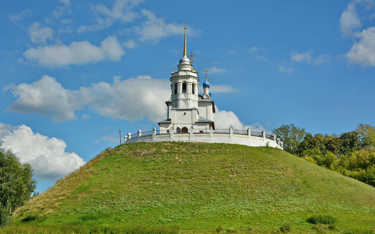 Епифань древний русский город