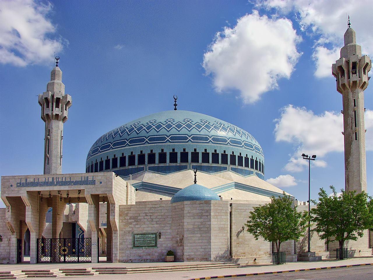 Музей археологии в Аммане