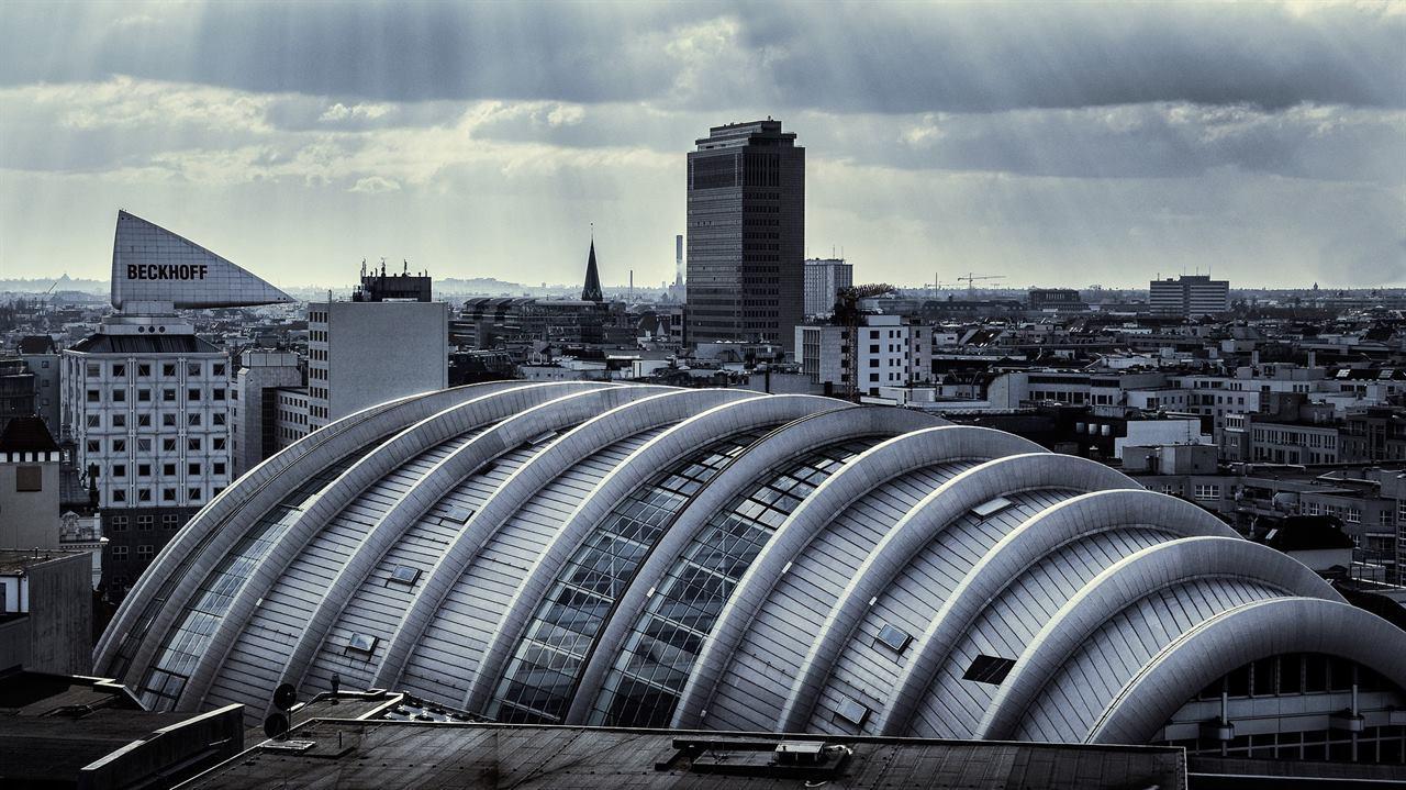 Архитектуры Берлина Германия