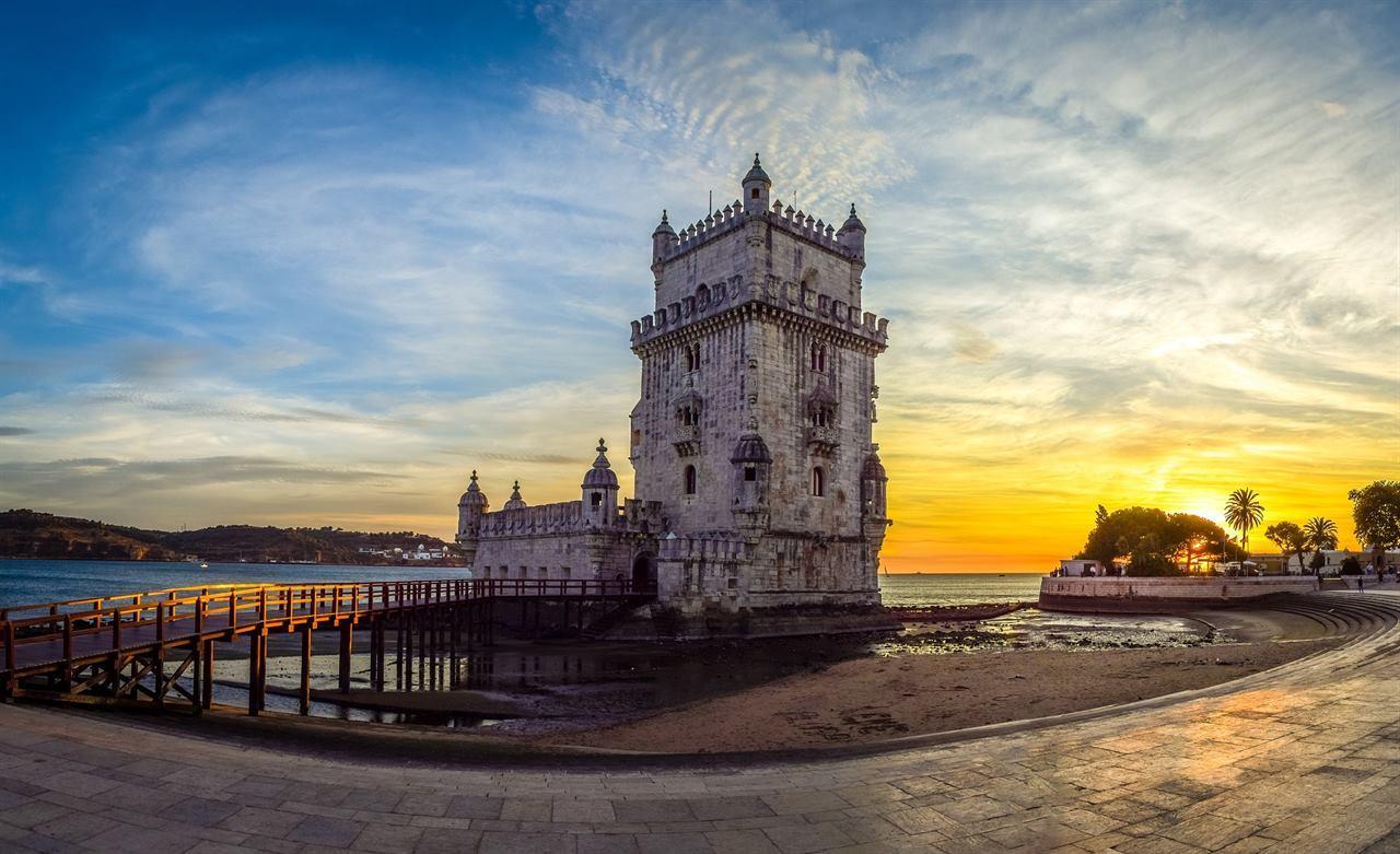 Башня Белен Португалия