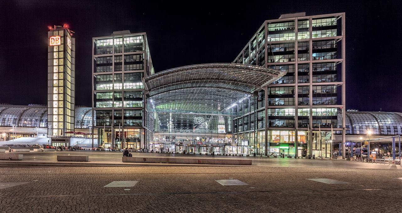 Столица Германии Берлин