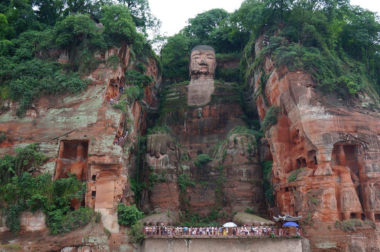 Великий Будда Китай