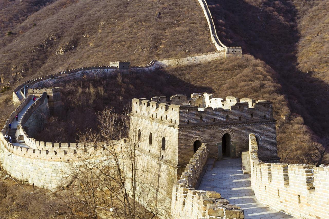 Великая Китайская стена башня