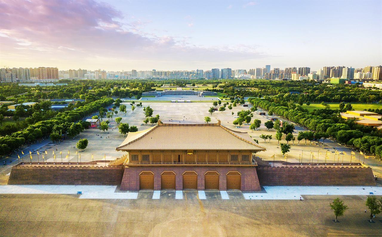 Дворец Великого императора Китай