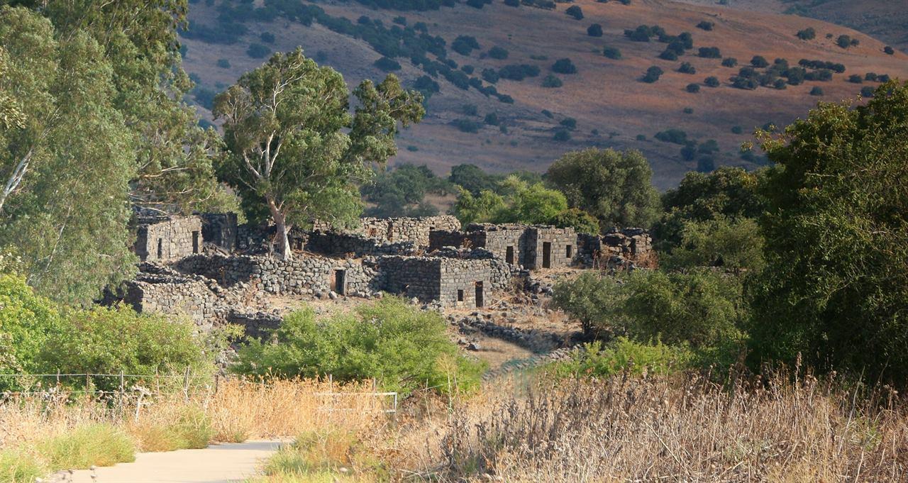 Деревня Израиль