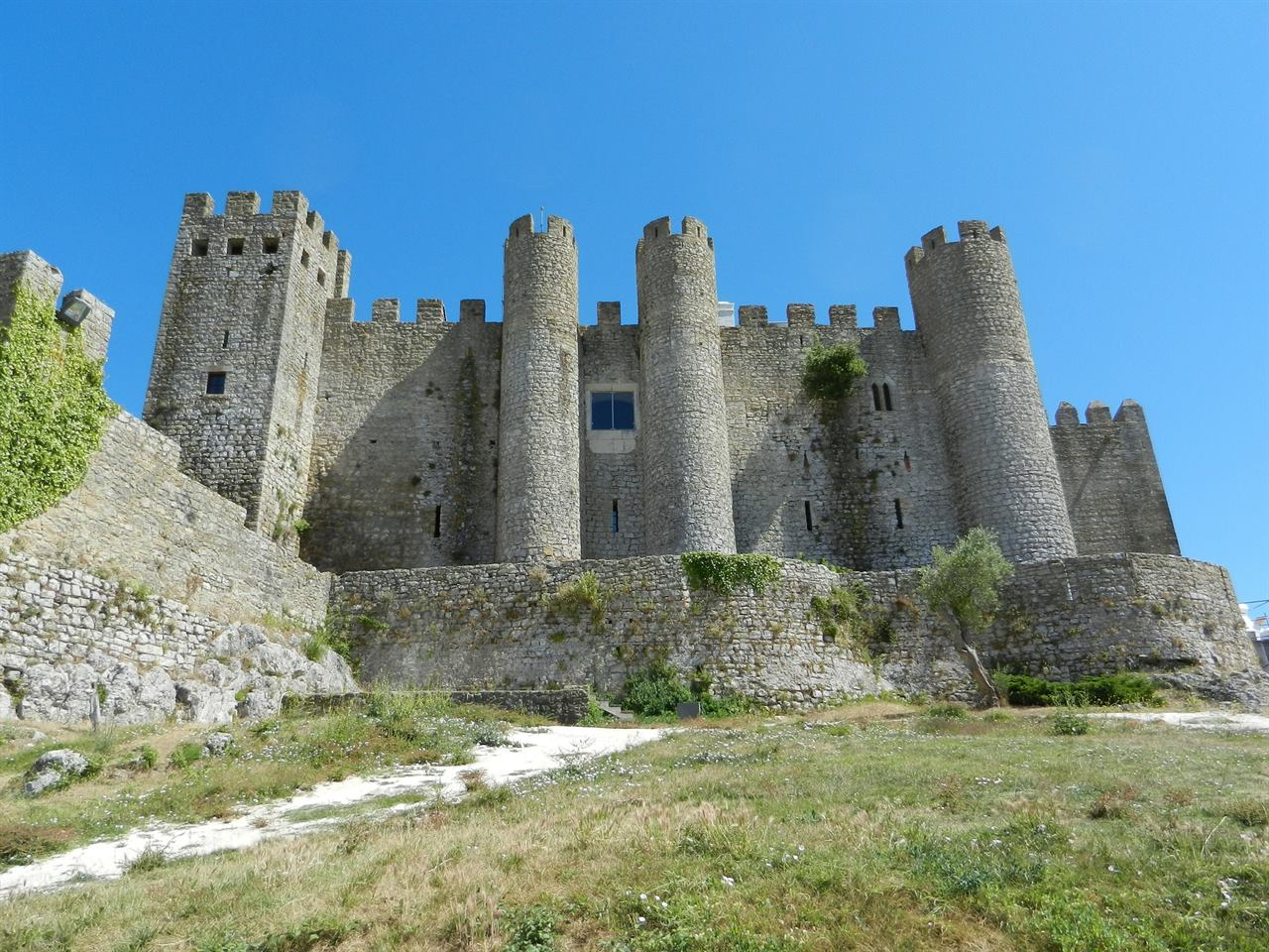 Замок Обидуш Португалия