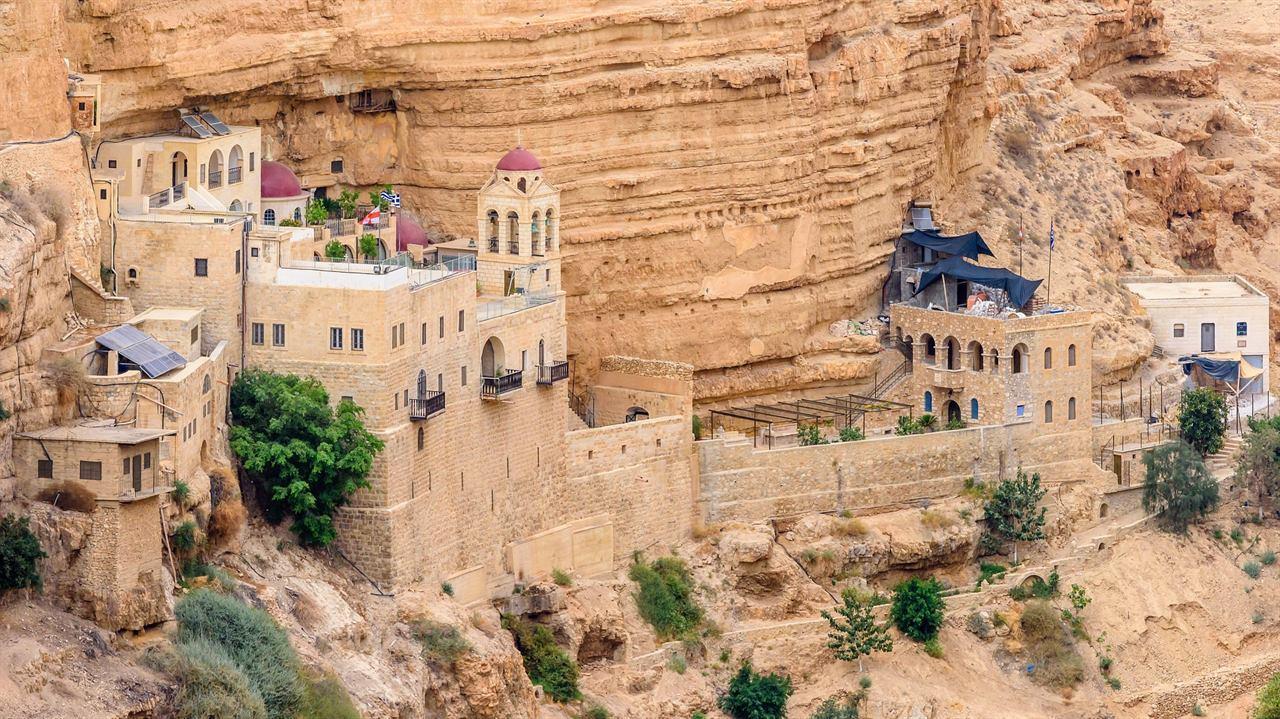 Древние руины Израиль