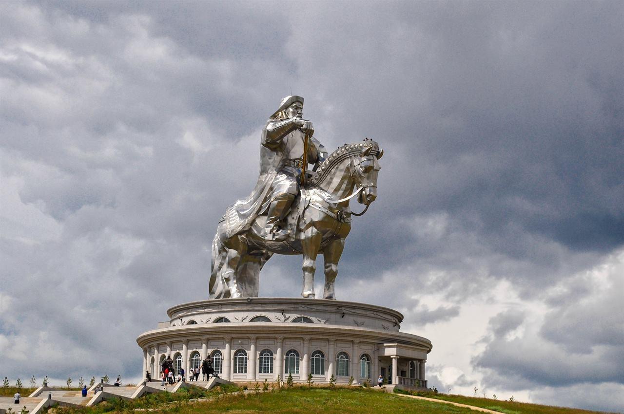 Монумент Чингизхана