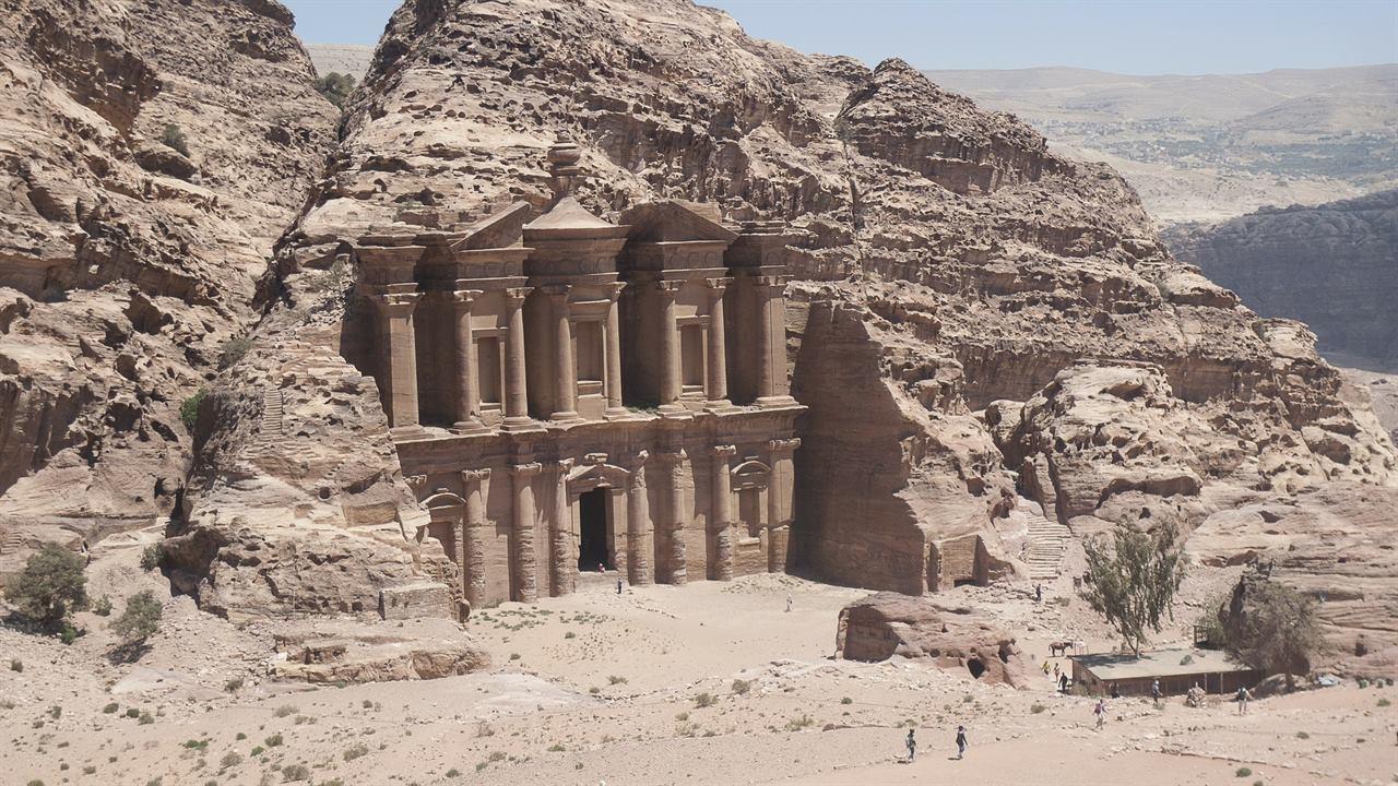 Набатейское Царство Иордания