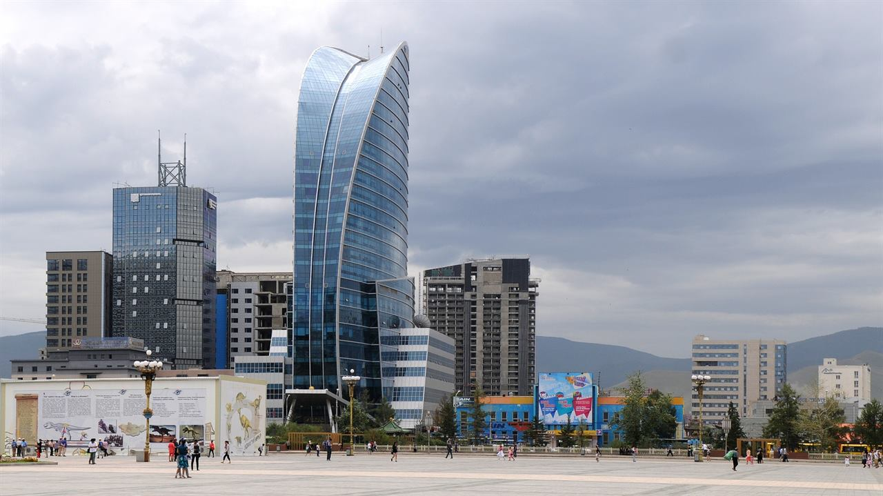 Улан-Батор Монголия