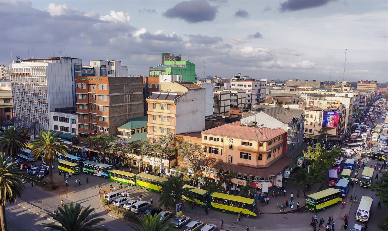 Столица Конго Браззавиль
