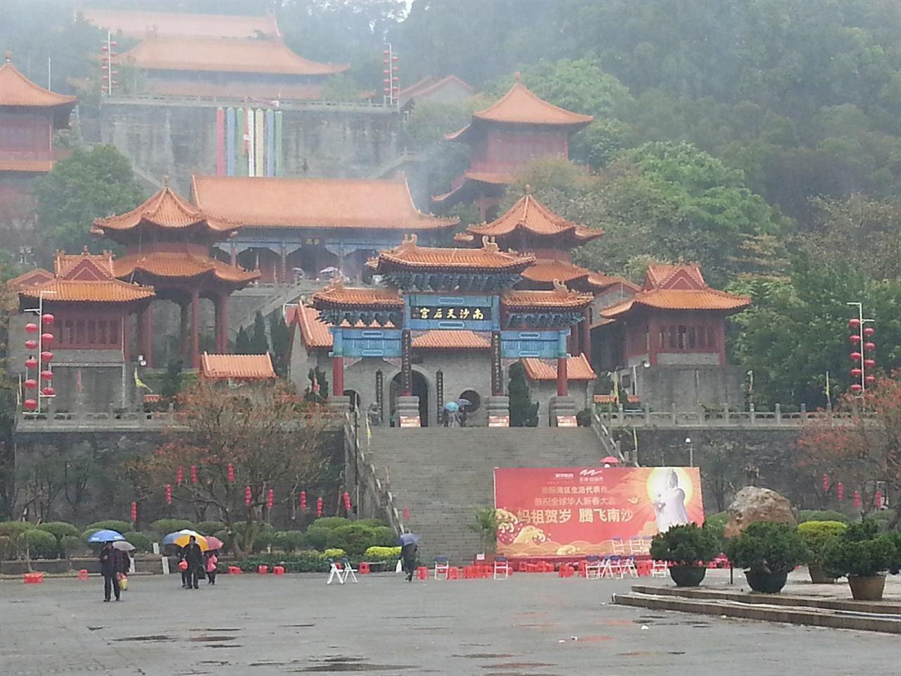 Пагода Китайский храм