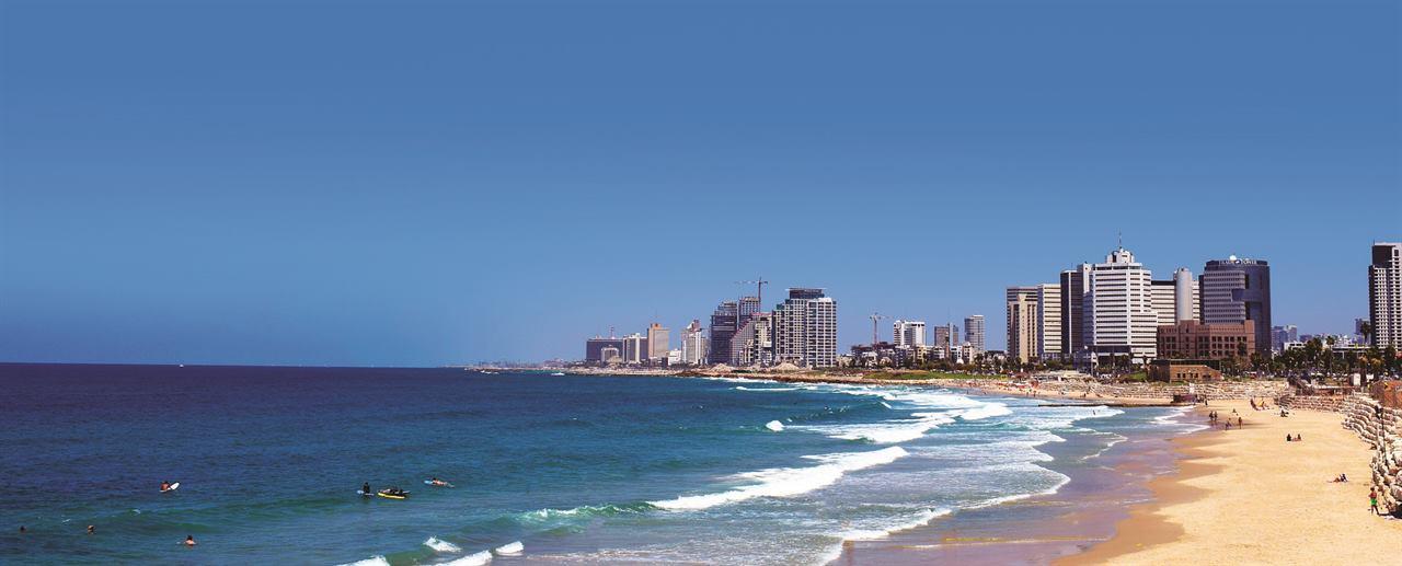 Море Израиль