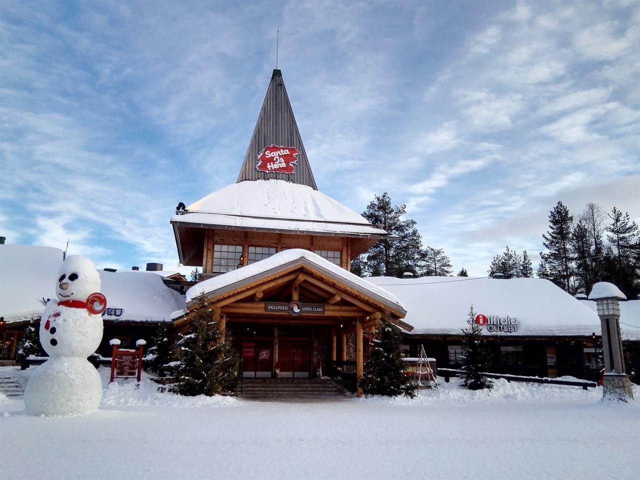 Финляндия зимой. Самостоятельное путешествие на встречу с Санта Клаусом