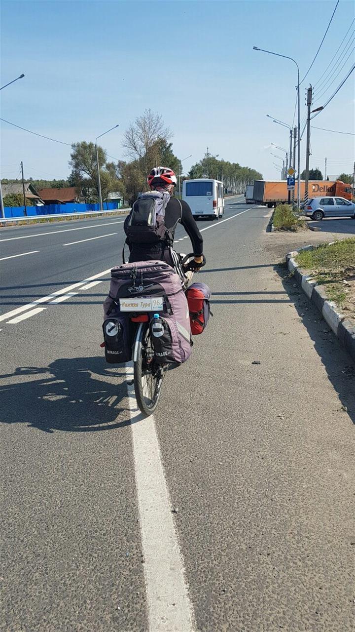 Велотур в Крым на велосипеде через всю Росиию