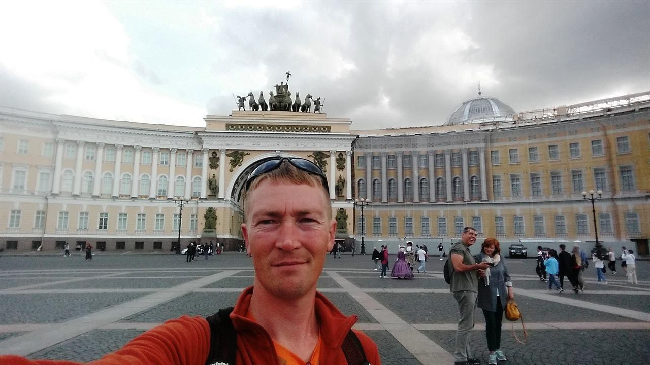 В Санкт-Петербурге путешествие в Крым