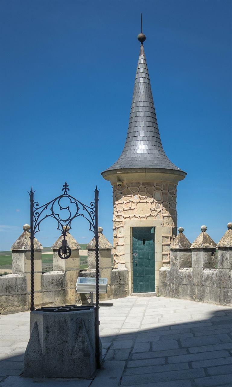 Башня Алькасар Сеговия Испания