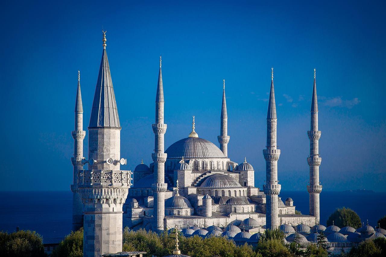 Мечеть Стамбул