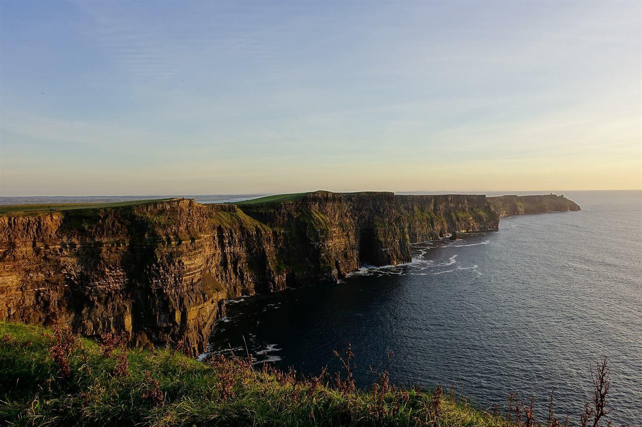 Ирландия побережье