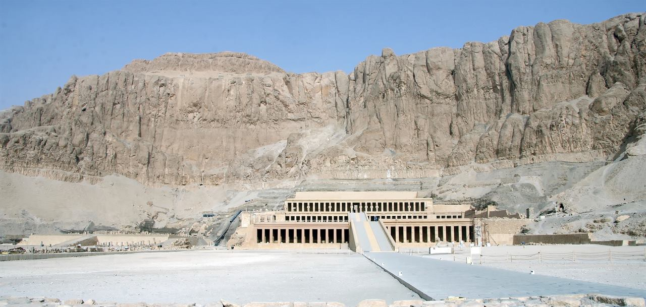 Фивы Египет