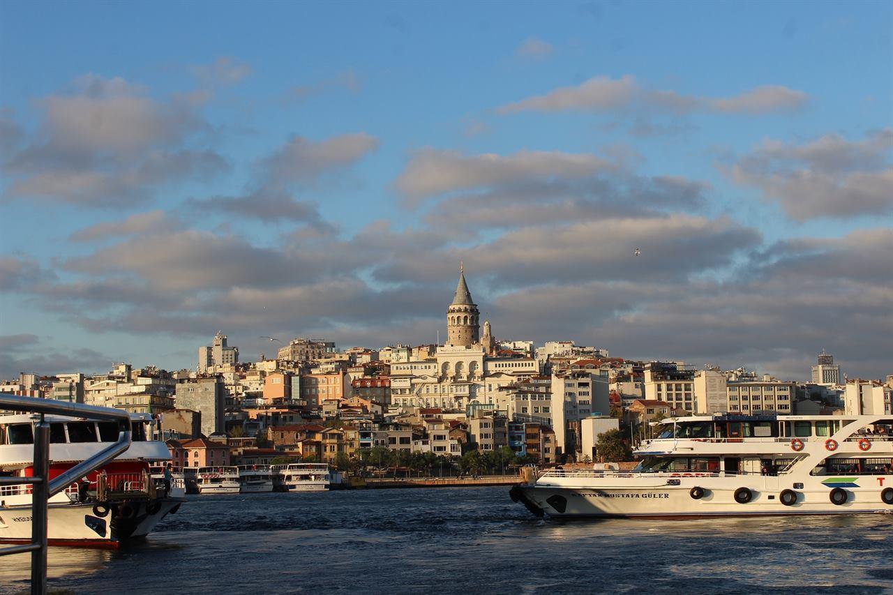 Стамбул река
