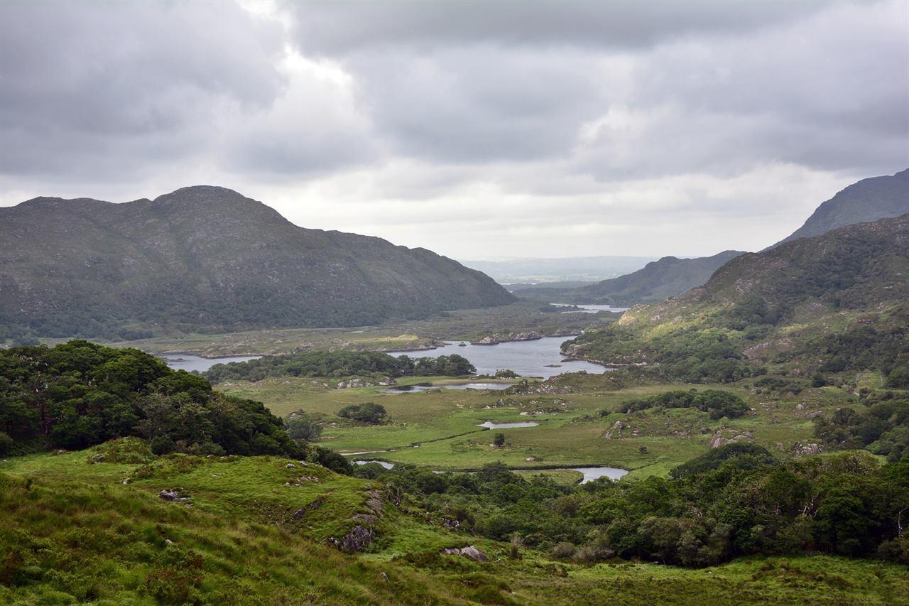 Долина острова Ирландия