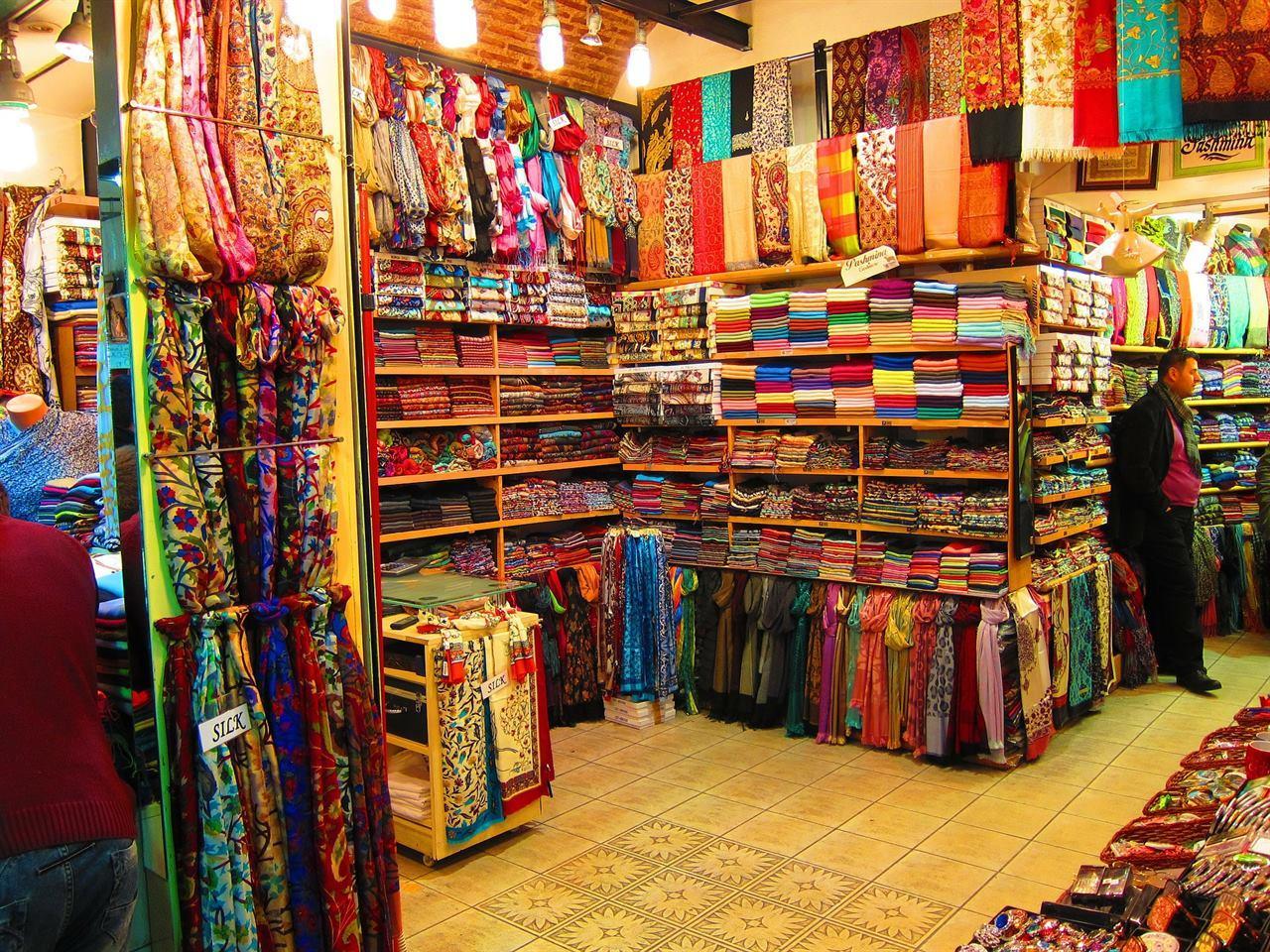Рынок Стамбул