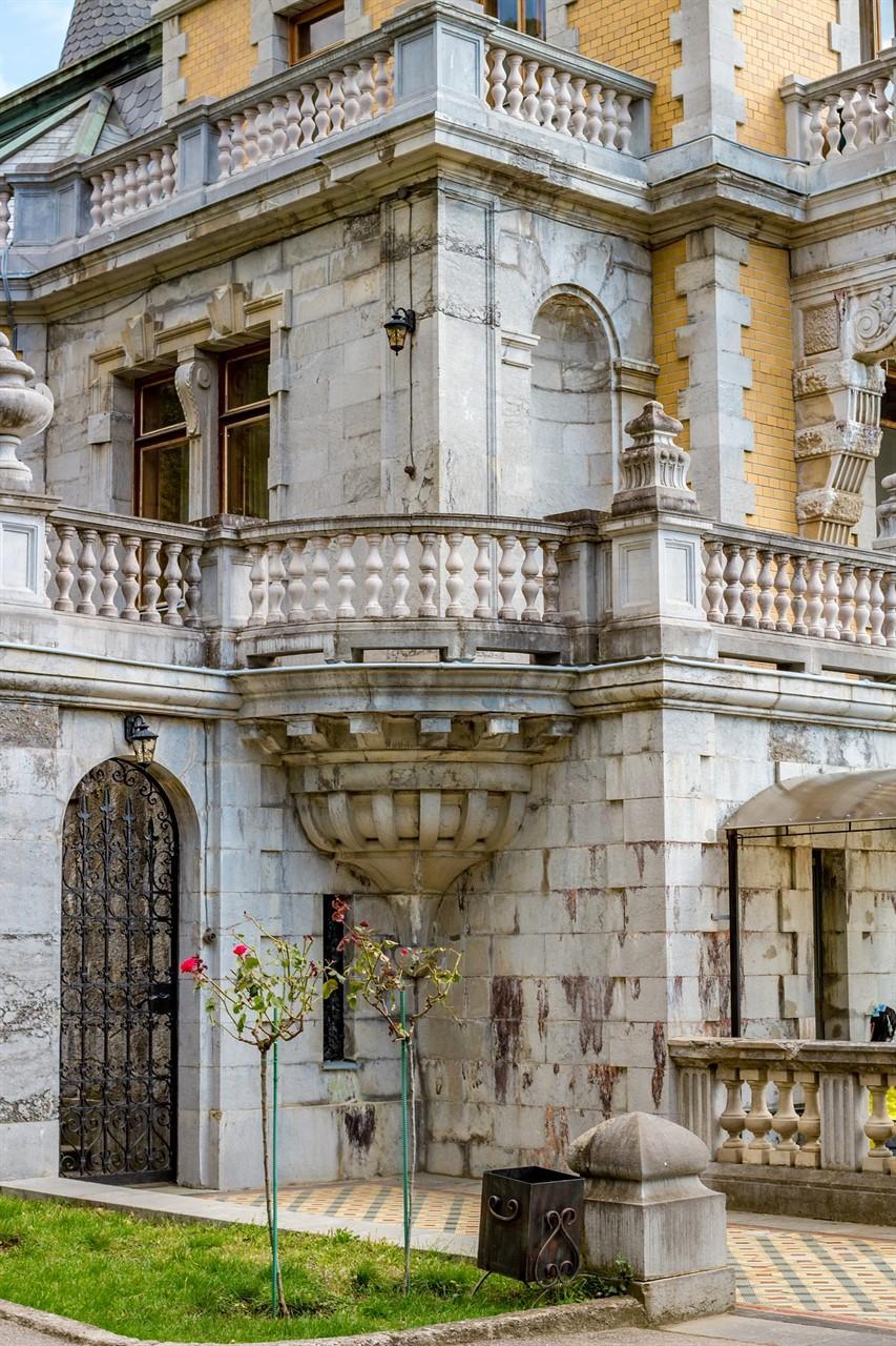 Дворец Крым Массандровский замок