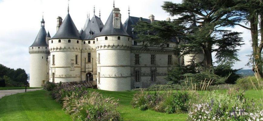 Путешествие во французский замок Шомон в долине Луары