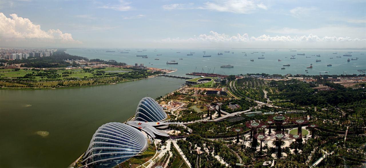 Сингапур Марина Бэй