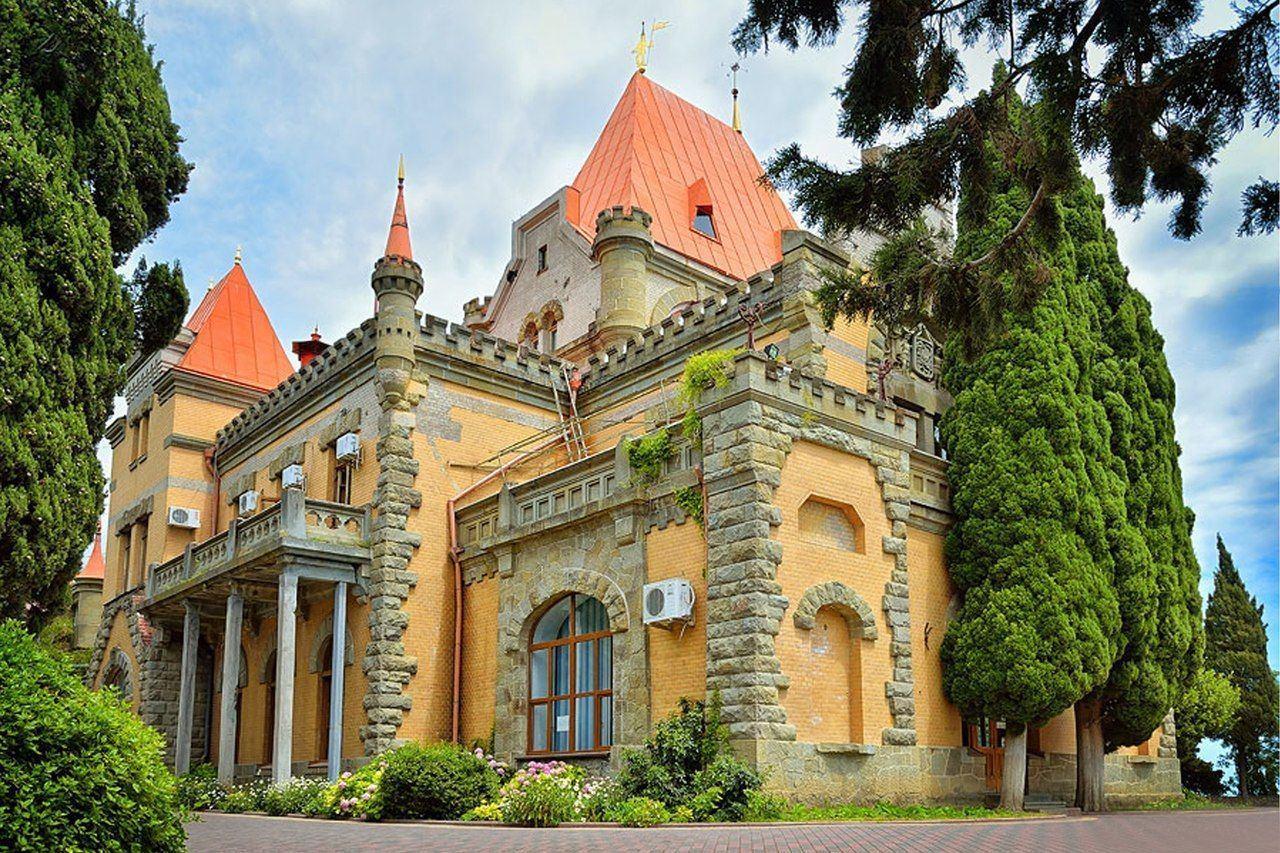 Дворец княгини Анастасии Гагариной