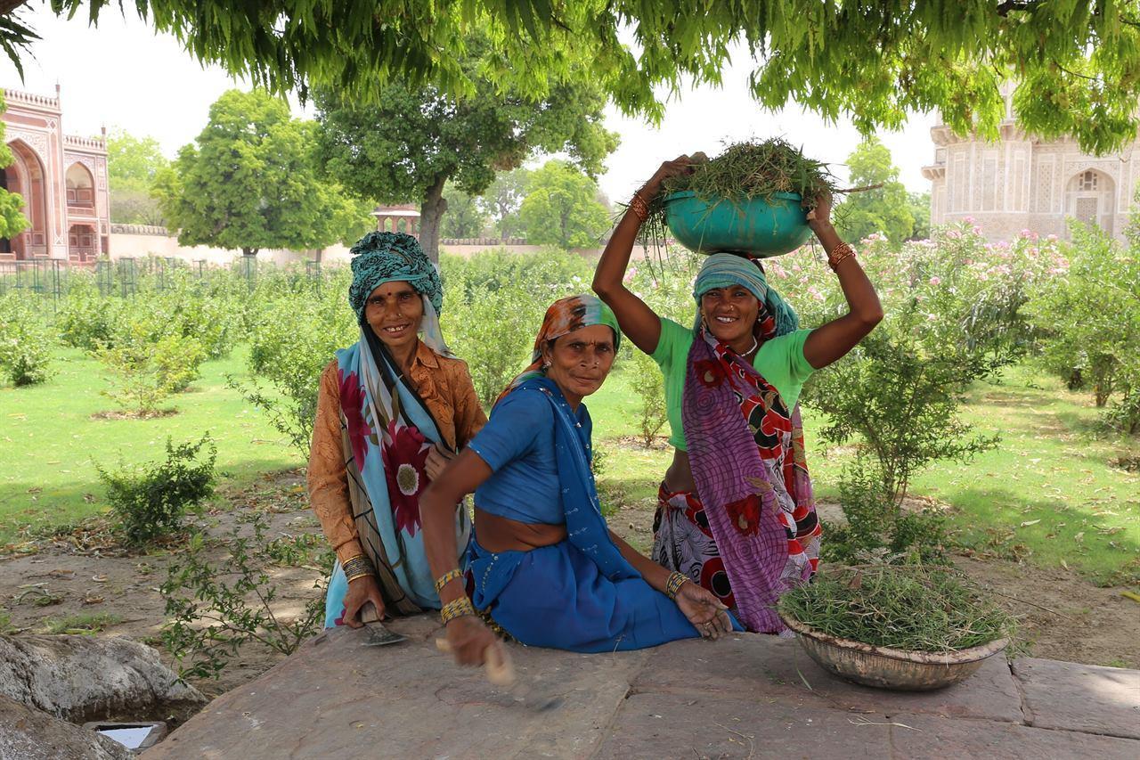 Индийские женщины