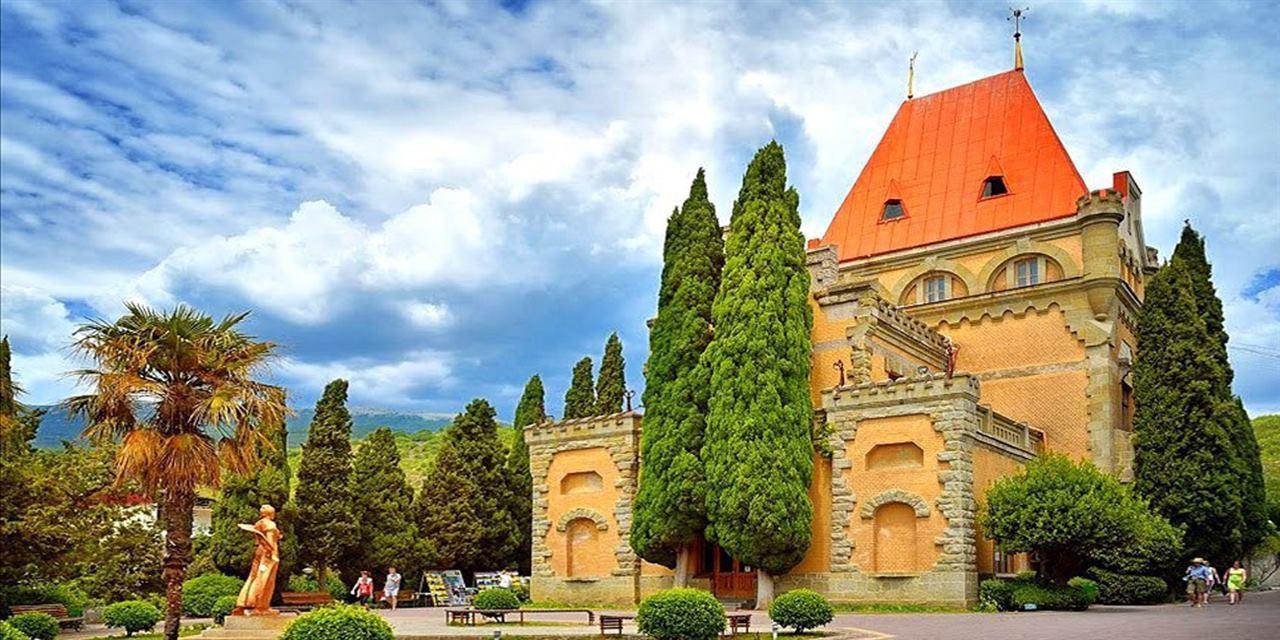 Крым дворец княжны Гагариной