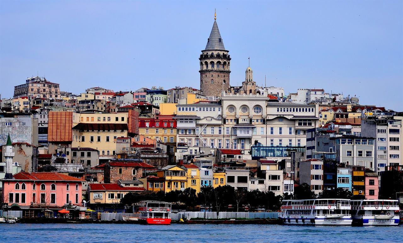Древний город Стамбул