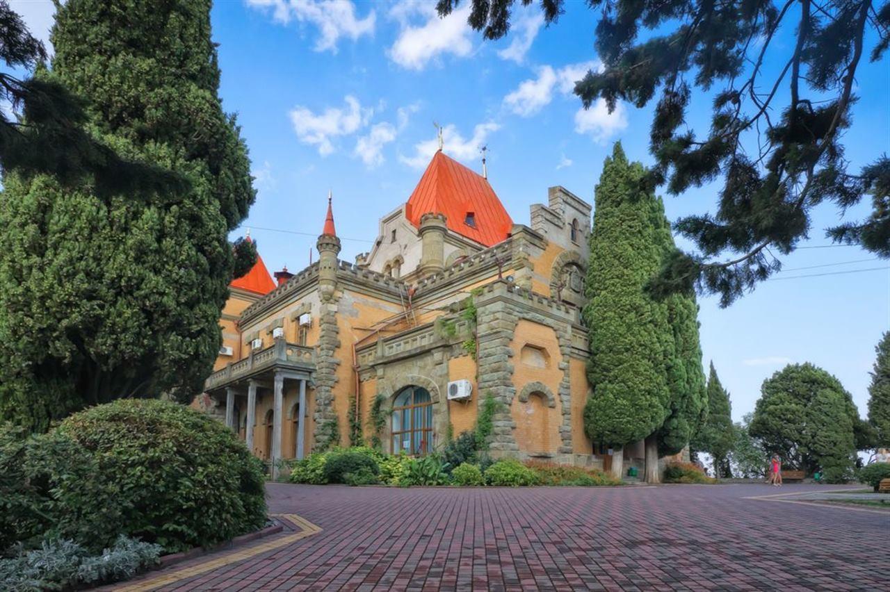 Прекрасный дворец Крым Гагарина