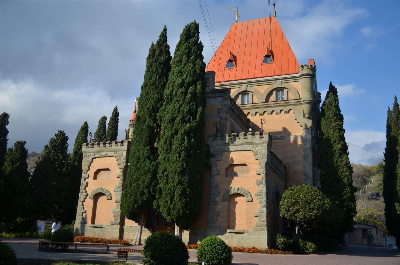 Крымский дворец Гагариной