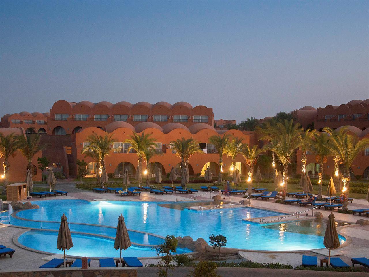 Отель в Марса-Алам