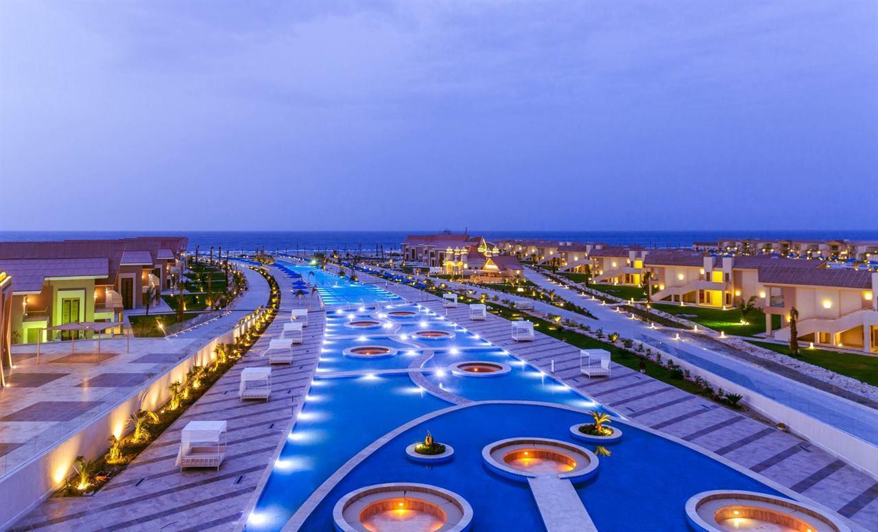 Марса-Алам Египет отель бассейн