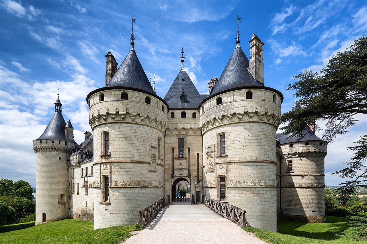 Великий Шомон Франция