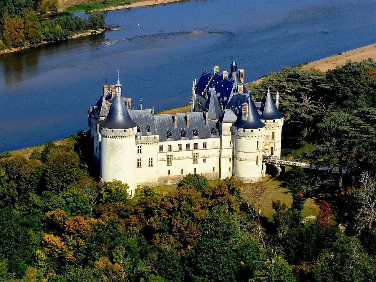 Шомон Луара Французские замки