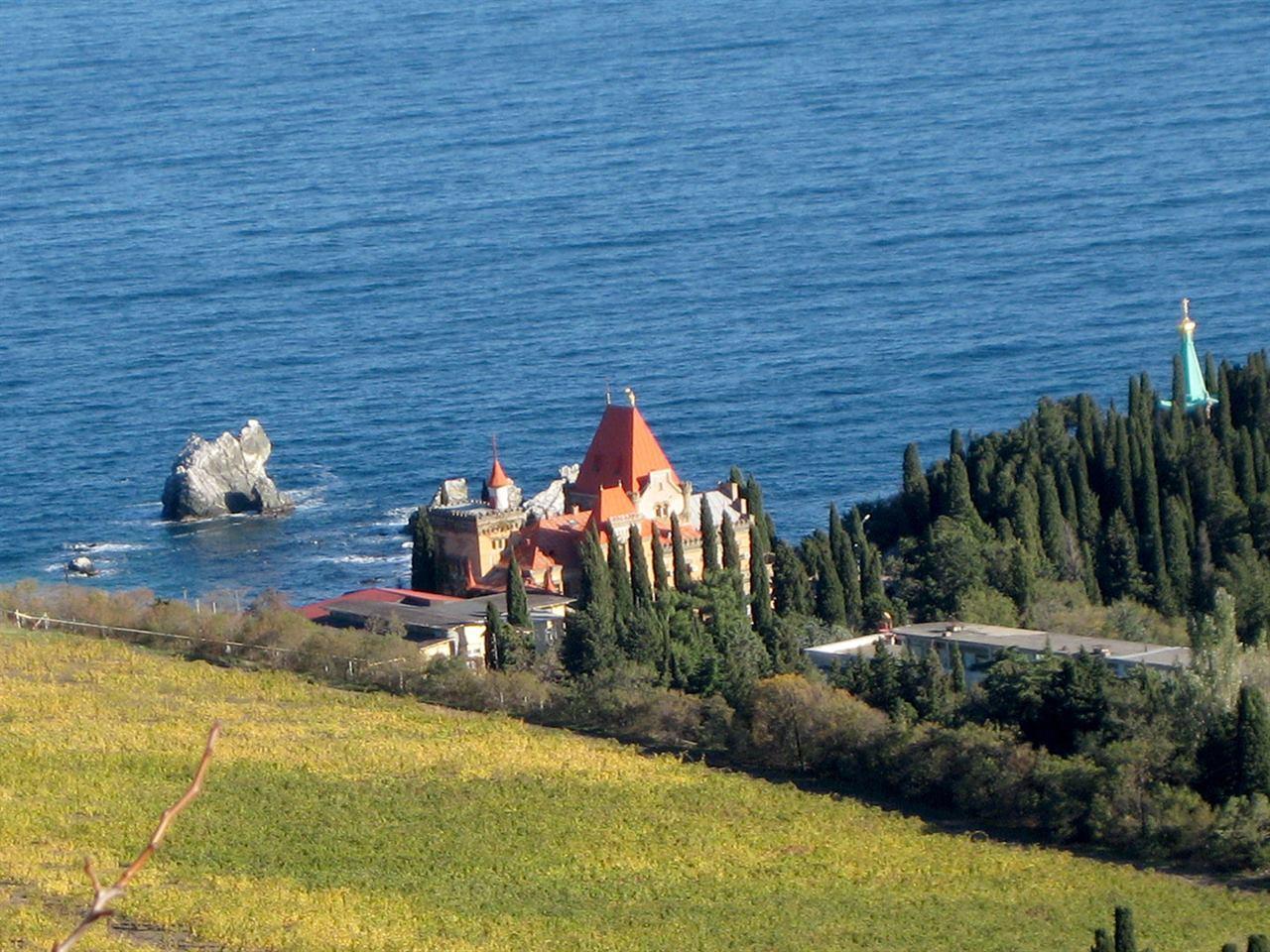Дворец Крым