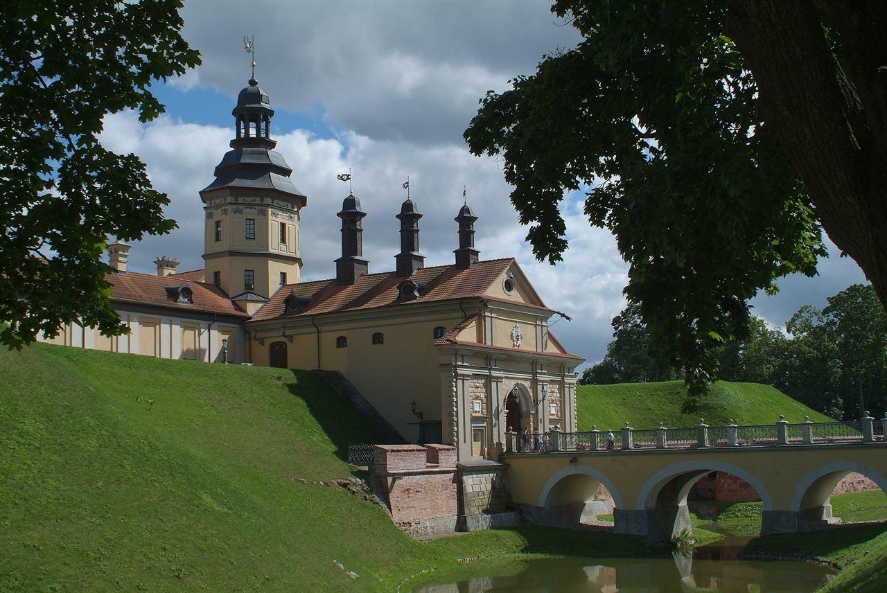Беларусь дворец