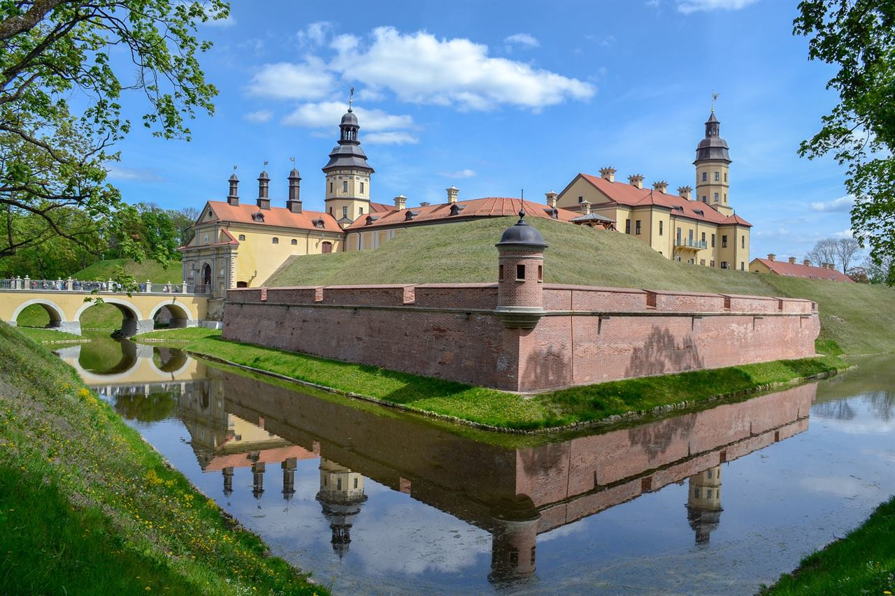 Беларусь крепость