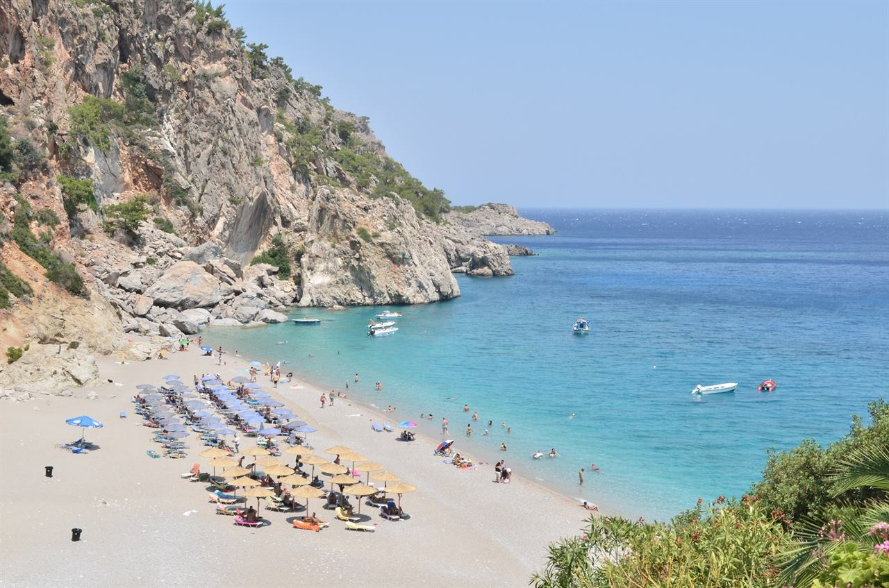 Пляжи Турция Мармарис