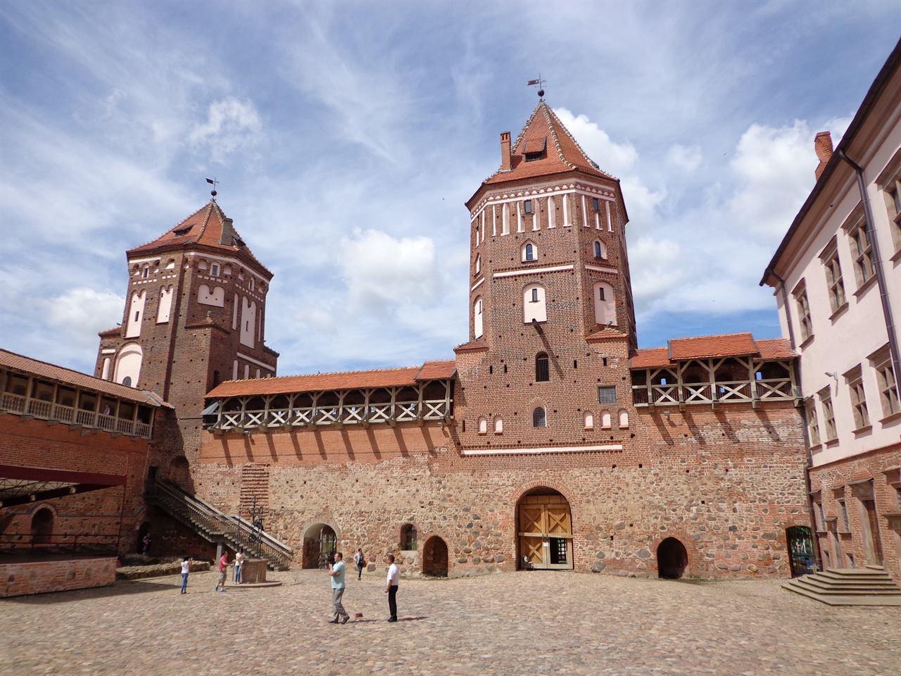 Беларусь старый замок