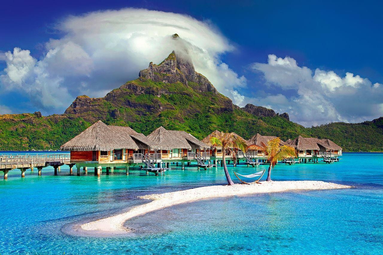 Бора-Бора (Французская Полинезия)